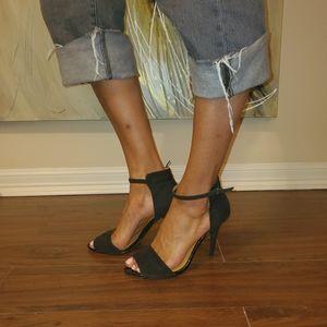 Zara Collection Black Heels
